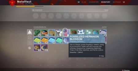 hermaion blossom